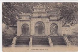 Asie - Quang-Yen - Pagode Royale - Viêt-Nam