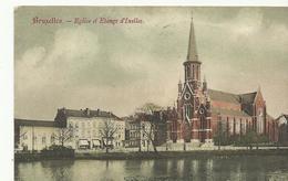 Bruxelles église Et Etangs D'Ixelles  (9451) - Ixelles - Elsene