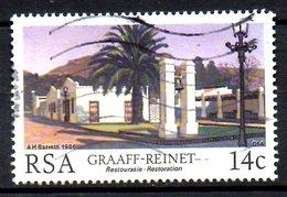 AFRIQUE SUD. N°606 Oblitéré De 1986. Patrimoine Architectural. - South Africa (1961-...)