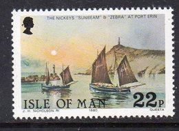 GB ISLE OF MAN IOM - 1981 DEEP SEA FISHERMEN 22p STAMP FINE MNH ** SG 194 - Isle Of Man