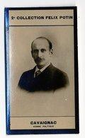 2e Collection Felix Potin - Ca 1920 - REAL PHOTO - Jacques Marie Eugène Godefroy Cavaignac, Homme Politique Français - Félix Potin