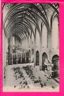 Cpa  Carte Postale Ancienne  - Albi Interieur De La Cathedrale - Albi