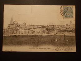 Carte Postale -  LAMBESC (13) - Vue Générale Côté Ouest (2259) - Lambesc