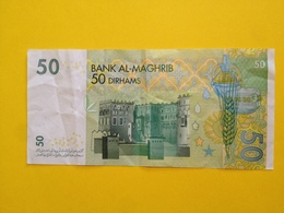 Billet 50 Dirhams - Morocco
