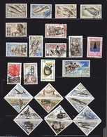 CONGO  Petit Lot De 27 Timbres Tous Différents ( Série Taxe Complète Et Neuve )  Cote 10€ - Collections