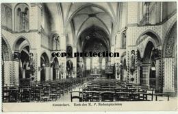 Rousselare, Kerk Der E.P. Redemptoristen, Alte Ansichtskarte 1914, Roulers, Roeselare - Roeselare