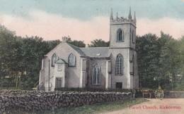 AR46 Parish Church, Kirkcowan - Local Publisher - Dumfriesshire