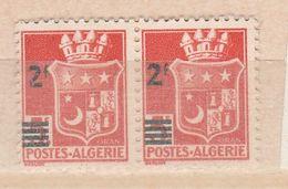 ALGERIE N° 197 2F S 5F ROUGE ORANGE BLASON D'ORAN 2 CASSE NEUF SANS CHARNIERE - Algeria (1924-1962)