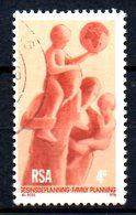 AFRIQUE DU SUD. N°412 Oblitéré De 1976. Planning Familial. - South Africa (1961-...)