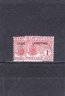 Lesotho  1966 Taxe  N° 11      Timbre Du Basoutoland Surchargé - Lesotho (1966-...)