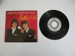 David & Jonathan - Bella Vita / In My Heart (1986) - Disco, Pop
