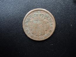 LOMBARDIE : 1/2 SOLDO  1777  KM C8 / MONT.L.33 *  TB+ / TTB - Monedas Transitorias