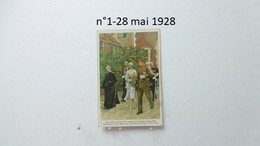 24 Cartes Reine Astrid (édité Par Côte D'or Mai 1928 ) Quatrième Série - Belgique