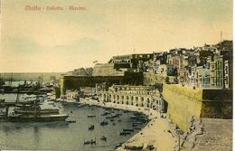 MALTA - Valletta.Marina - Malta