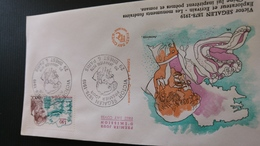 70 Enveloppes Premier Jour - Stamps