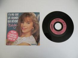 Mélody - Y'a Pas Que Les Grands Qui Rêvent / Version Instrumental (1989) - Children