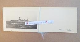 CROISEUR SUFFREN - Photo éditée Par Marius BAR à TOULON - Marine - Historical Documents