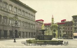 Roma (Lazio) Piazza Farnese, Place Farnese, Farnese Square, Farnese Platz - Places & Squares