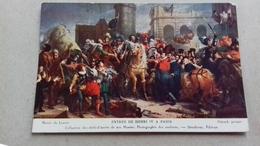 BON POINT : ENTREE DE HENRI IV A PARIS (22 Mars 1594) - Autres