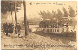 Cappelle-au-Bois NA5: Luna Parc. Embarcadère 1928 - Kapelle-op-den-Bos