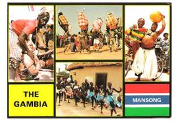 Gambia - Mansong - People - Very Nice Stamp - Gambia