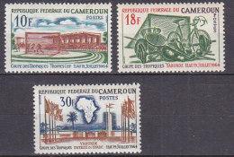 A0133 - CAMEROUN Yv N°381/83 ** FOOTBALL - Cameroon (1960-...)