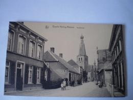 Baarle Hertog Nassau // (Grens) Kerkstraat ( Geanimeerd) 19?? - Pays-Bas