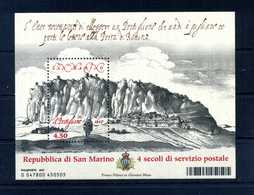 2007 SAN MARINO BF85 MNH ** - Blocchi & Foglietti