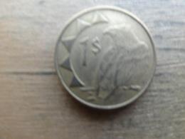 Namibie   1  Dollar  2008  Km 4 - Namibie