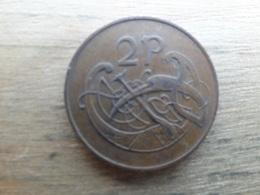 Irlande  2  Pence  1975  Km 21 - Ireland