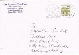 28683. Carta OSNABRUCK (Alemania Federal) 1988. Stadt Des Grosshandels - [7] República Federal