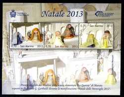 2013 SAN MARINO BF130 MNH ** - Blocchi & Foglietti
