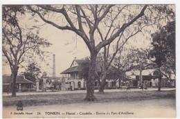 Asie - Tonkin - Hanoï - Citadelle - Entrée Du Parc D'Artillerie - Viêt-Nam