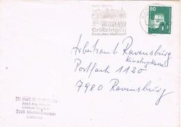28687. Carta KARLSRUHE (Alemania Federal) 1983. GROTZINGEN - [7] República Federal