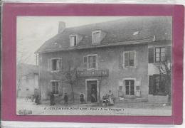 25.- COLOMBIER-FONTAINE .- Hôtel A Ma Campagne - Frankrijk