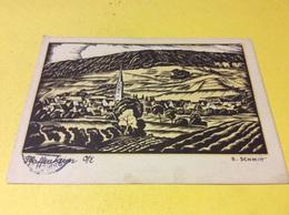 PFAFFENHEIM. Illustrateur Smidtt Alsace - France
