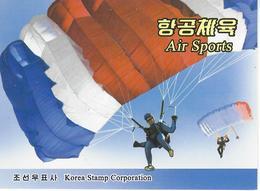 KOREA NORTH (DPR), 2016, Booklet 240 And 240a, Air Sports - Korea, North