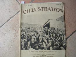 L'ILLUSTRATION  N° 4826 - 31 AOUT 1935 - Zeitungen