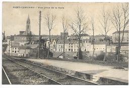 PONTCHATEAU - Vue Prise De La Gare - Pontchâteau