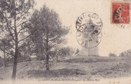 Saint Jean De Monts (85) - Le Moulin Rose - Saint Jean De Monts