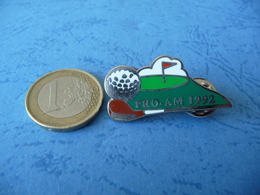 PIN'S PRO AM 1992 - Golf