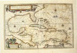 X2314 Cartolina Postale - Vaticano - Carta Geografica Map Carte Geographique - America Centrale E Insulare - Carte Geografiche