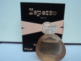 "REPETTO  ""REPETTO""  MINI EDP 5  ML   VOIR ET LIRE !! - Modern Miniatures (from 1961)"