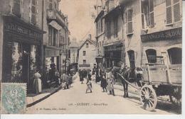 GUERET - Grand'Rue ( Patisserie Boulangerie )  PRIX FIXE - Guéret