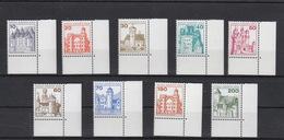 Deutschland Berlin West **   532-540 A Burgen Und Schlösser Katalog  11,00 - Berlin (West)
