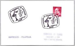 Astronomo Y Matematico RAMON M. ALLER. Lalin, Pontevedra, Galicia, 1991 - Astronomùia