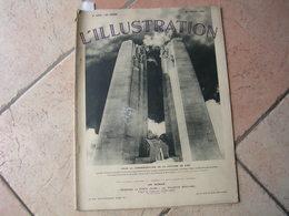 L'ILLUSTRATION  N° 4873 - 25 JUILLET 1936 - Zeitungen
