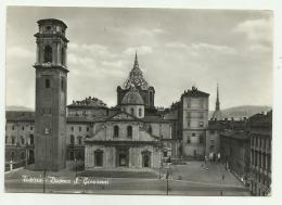 TORINO - DUOMO S.GIOVANNI  - VIAGGIATA FG - Other