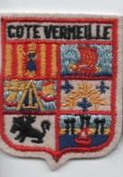 Ecusson Tissu Ancien / Côte Vermeille/ Languedoc /Pyrénées Orientales/ Vers 1950-1960   ET191 - Patches