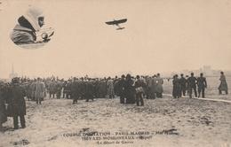 COURSE D'AVIATION - PARIS-MADRID - Mai 1911 Issy-les-Moulineaux Départ  -Le Départ De  GAROS - ....-1914: Precursors